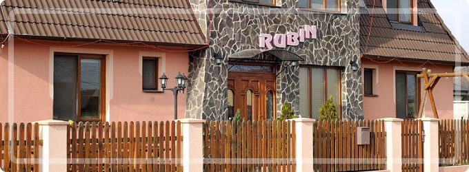 Apartment RUBIN :: Your family pension just a jump away from the thermal spa
